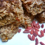 Powered-Up Goji Berry Bars