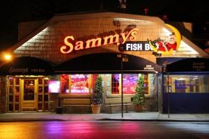 Best restaurants city island ny for Sammy s fish box