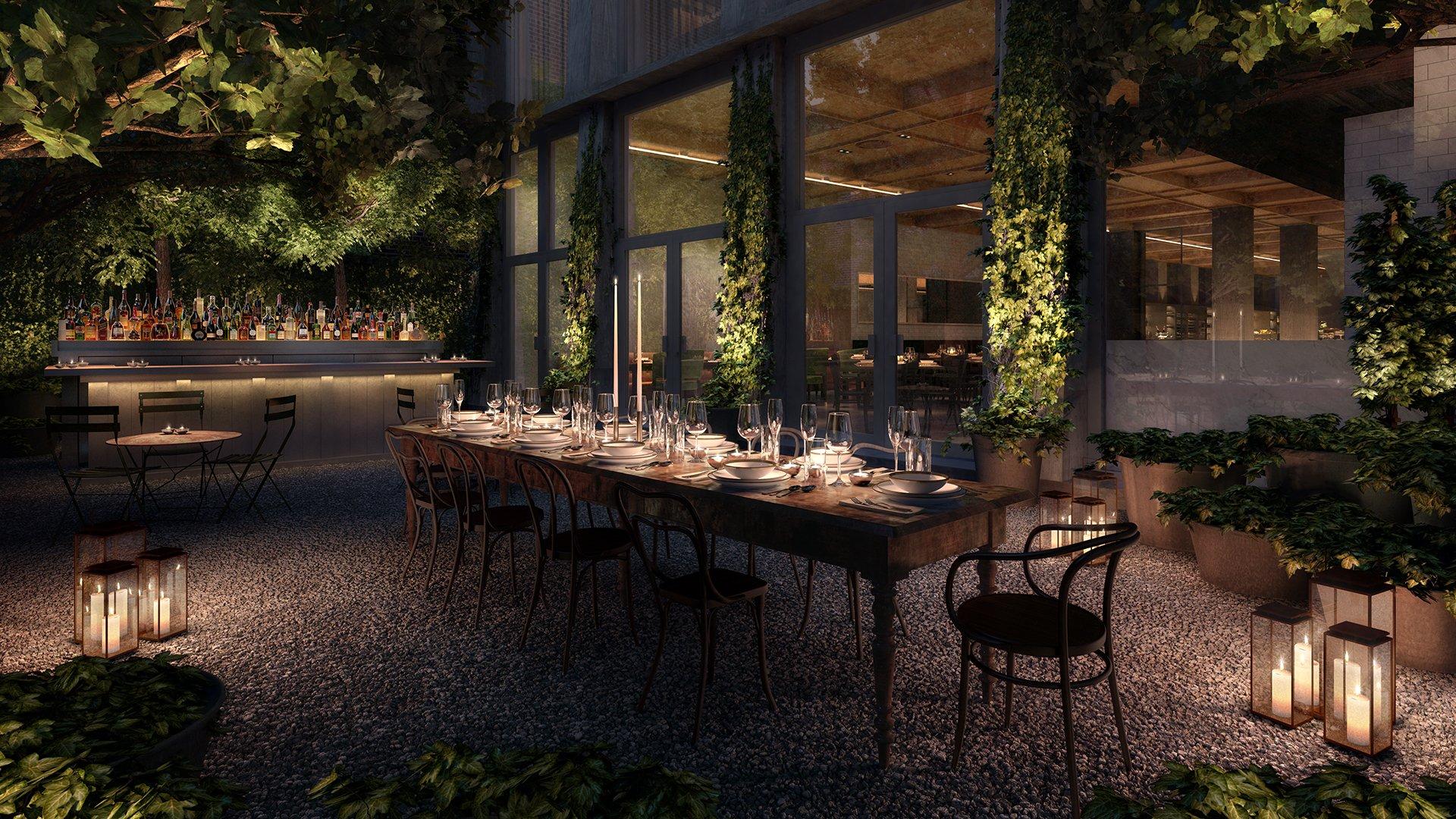 Best Hotel Restaurants Nyc